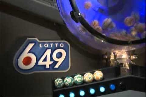649 Lotto Canada