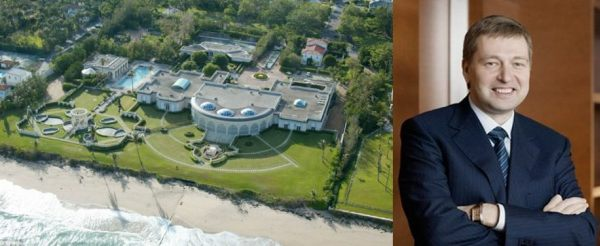 Dmitry Rybolovlev 95 million palm beach mansion