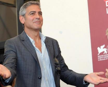 George Clooney play superenalotto