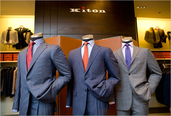 Get Dressed For Success With The World's Most Expensive Suits ...