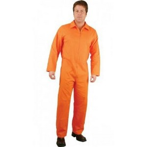 Orange State Prison Jumpsuit