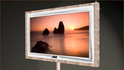 The Prestige HD Supreme Rose Edition TV