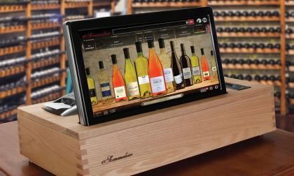 wine management gadget