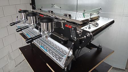The Kees van der Westen espresso machine