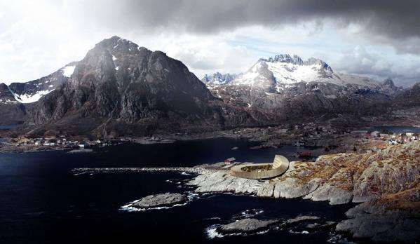 Lofoten Opera Hotel Norway