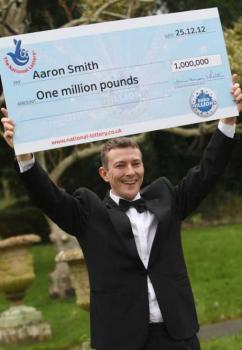 euromillions winner aaron smith