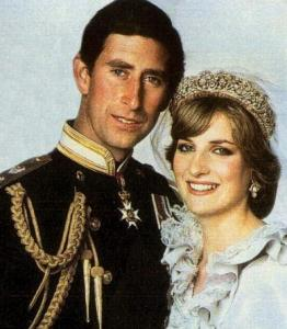 giant lottos weddings Lady Diana Spencer and HRH The Prince of Wales