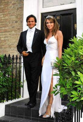 giant lottos wedding liz hurley arun nayar
