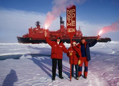 giant lottos vacations north pole cruise