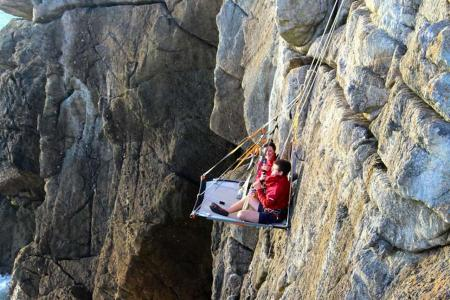 Portaledge Hotel North Wales
