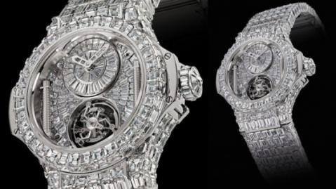 Hublot Baselworld 2011 Big Bang Watch