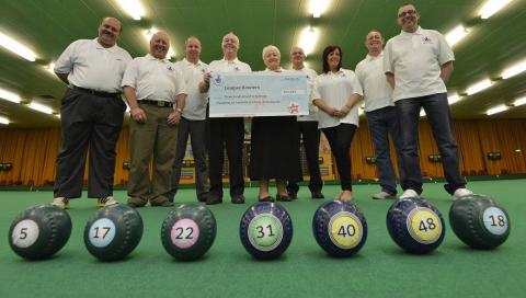 winning lottery syndicate league bowlers
