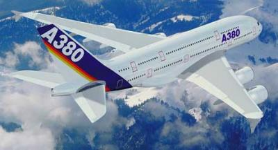 LOTTO WINNERS Airbus A380