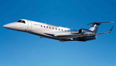 LOTTO WINNERS Embraer Legacy 650