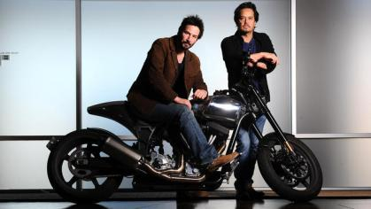 Arch Motorcycle Ride Experience with Keanu Reeves