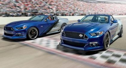 Neiman Marcus Limited Edition Mustang Convertible