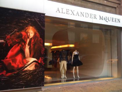 Alexander McQueen New York City