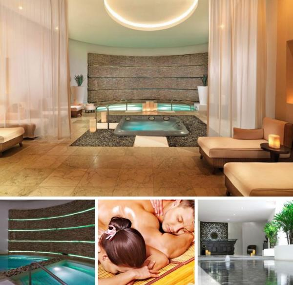 top 4 spas Le Blanc Spa Resort