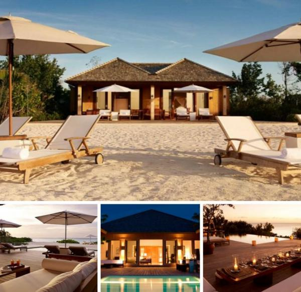 top 4 spas Parrot Cay by COMO