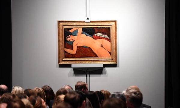 second most expensive painting