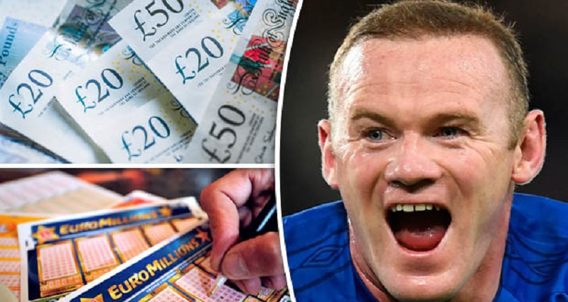 You Could Be Richer Than Wayne Rooney If You Win This