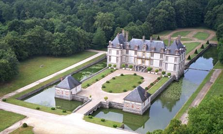 french chateau2